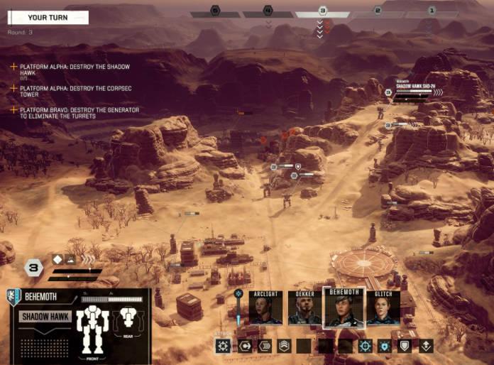 BattleTech Test et Avis - gameplay