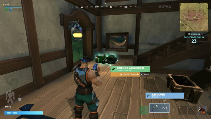 Paladins Realm Royale - gameplay