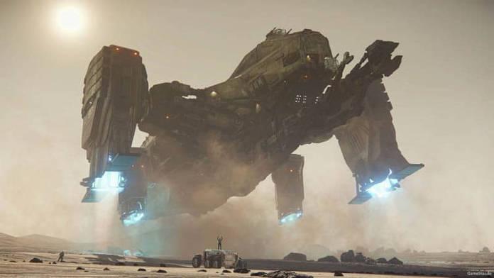 Star Citizen Alpha 3.1 - Nouveaux vaisseaux, personnage et plus encore
