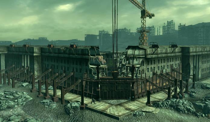 Fallout 3 Citadelle - informations sur l'abri 76