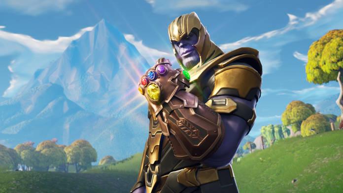 Fortnite Battle Royale - Toutes les informations sur Thanos et comment le jouer