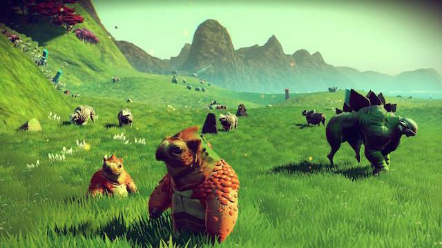 No Man's Sky Next Mise à jour majeure et disponibilité Xbox - multijoueur