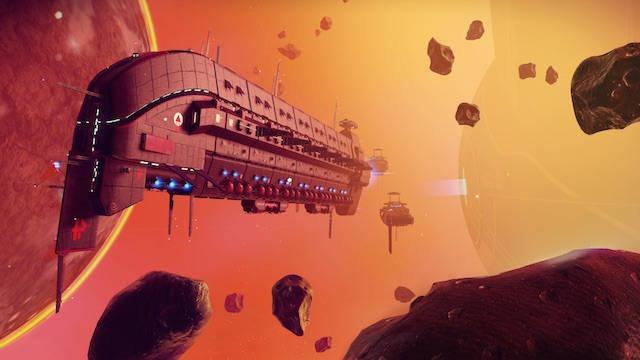 No Man's Sky Next Mise à jour majeure et disponibilité Xbox