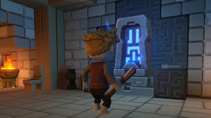 Portal Knights avec la mise à jour 1.4, un mode créatif et le partage - Portal