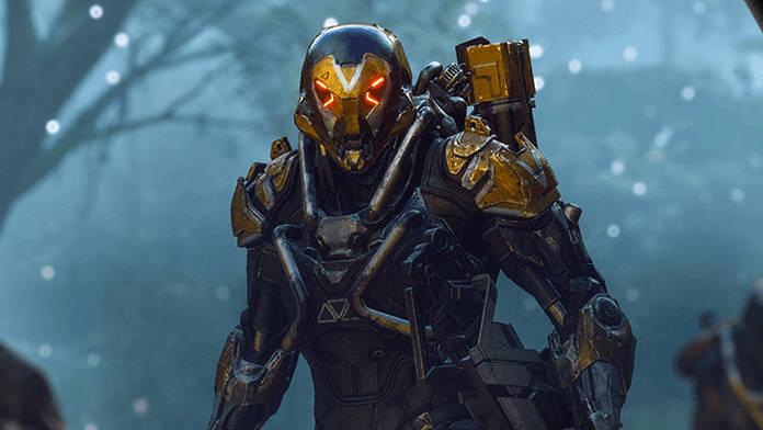 Anthem se dévoile avec une video sur le gameplay et une cinématique