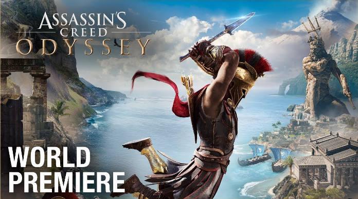 Assassin's Creed Odyssey - Infos, Date de sortie, ce que nous savons