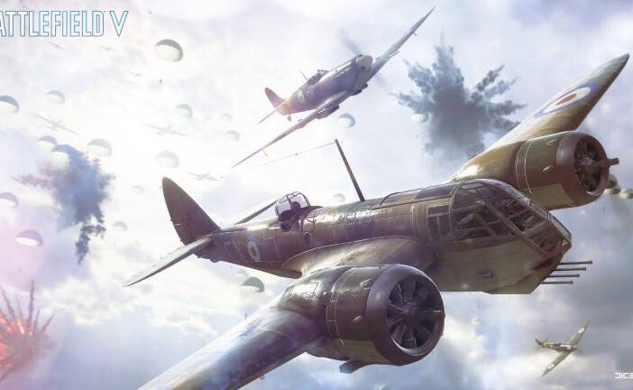 Battlefield 5 - Le mode Airborne parachute les joueurs dans la bataille