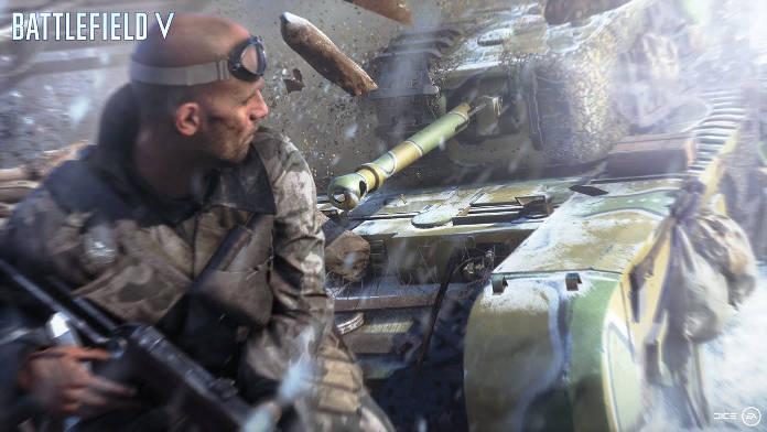 Battlefield 5 - Une bande annonce du multijoueur, système de destruction