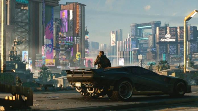 Cyberpunk 2077 - Après 50 minutes de gameplay, c'était superbe