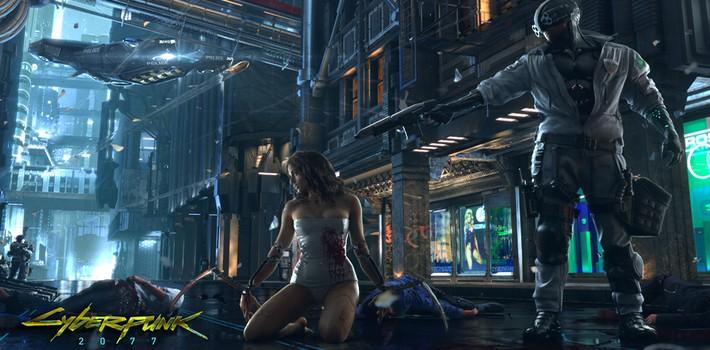Cyberpunk 2077 est le Nouveau Witcher 3 de CD Projekt Red