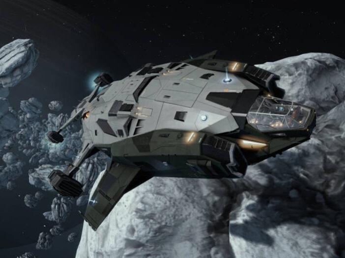 Elite Dangerous, Beyond Chapitre 2 - Mise à jour gratuite avec des vaisseaux