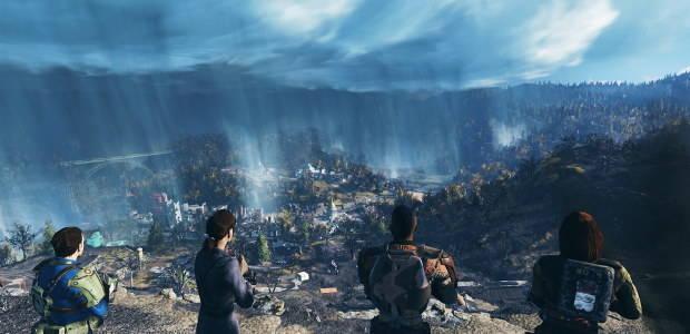 Fallout 76 Gameplay - Les premières Infos sur le gameplay multijoueur
