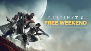 Jouez à Destiny 2 gratuitement ce week end sur PS4