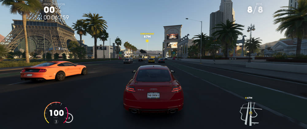 The Crew 2 Test - Un gameplay fluide et diversifié pour plus de fun - Street racing Depart - gameplay