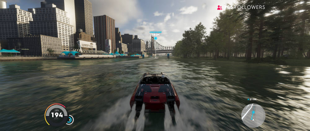 The Crew 2 Test - Un gameplay fluide et diversifié pour plus de fun - gameplay Bateau 2