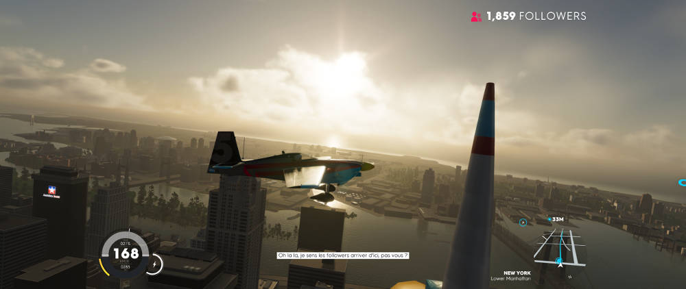 The Crew 2 Test - Un gameplay fluide et diversifié pour plus de fun - gameplay avion 3