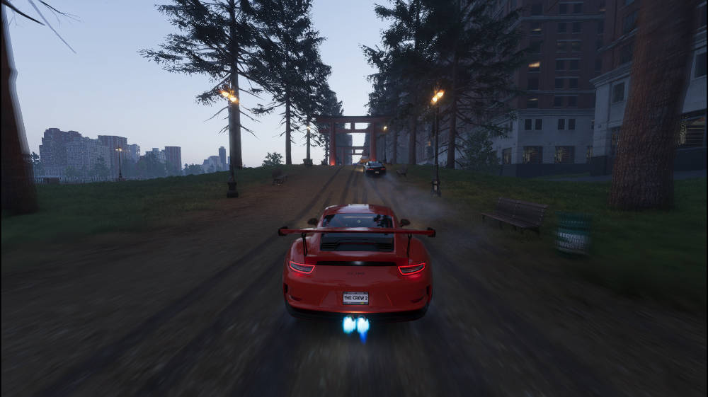 The Crew 2 Test - Un gameplay fluide et diversifié pour plus de fun - gameplay porsche