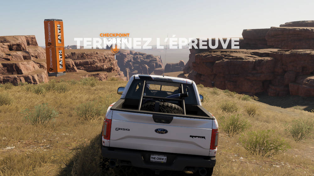 The Crew 2 Test - Un gameplay fluide et diversifié pour plus de fun - gameplay tout terrain - off road