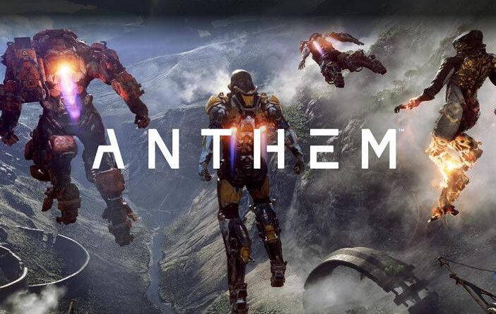 Anthem - 20 minutes de gameplay pour découvrir le titre