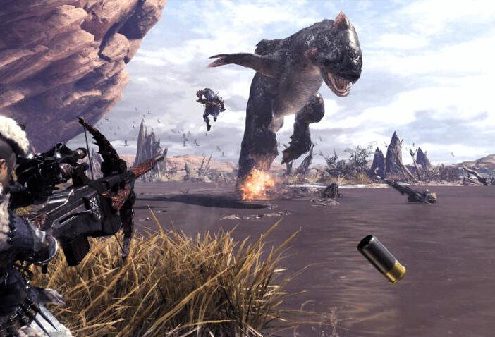 Monster Hunter World PC - 15 minutes de gameplay 4K avec une GTX 1080