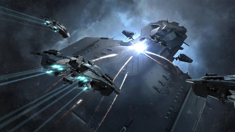 Eve Online - l'univers SF massivement multijoueur