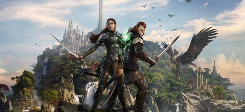 The Elder Scrolls Online - Top mmorpg 2019