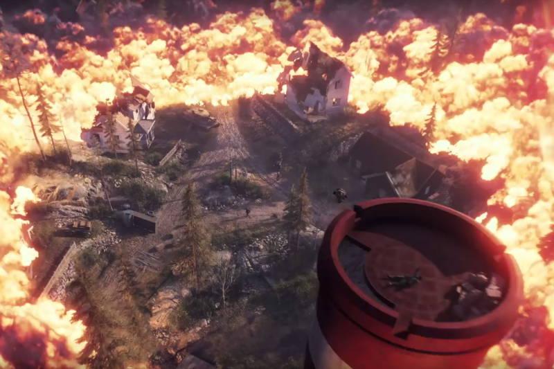 Battlefield 5 Firestorm - Les infos sur le mode Battle Royale - Gameplay