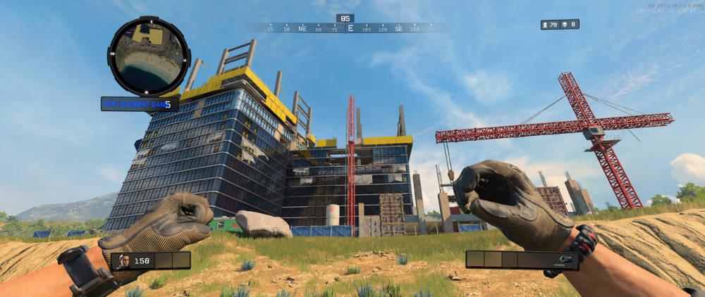 Call of Duty Black Ops 4 - début de partie