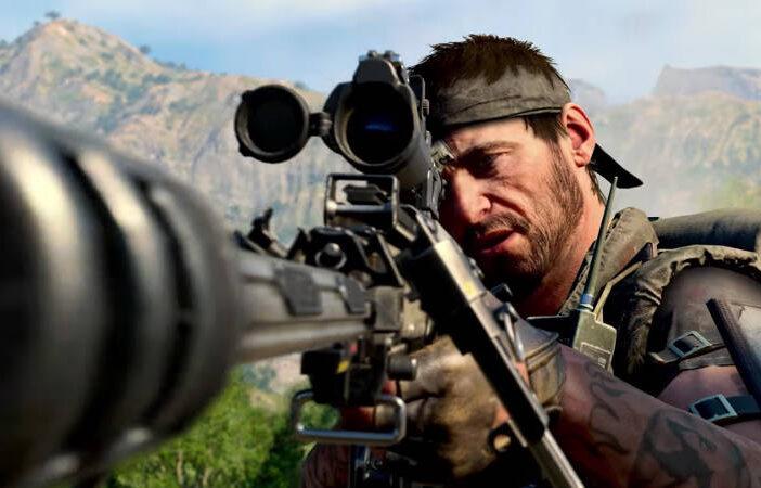 CoD Black Ops 4 Blackout - Battle Royale - Sniper