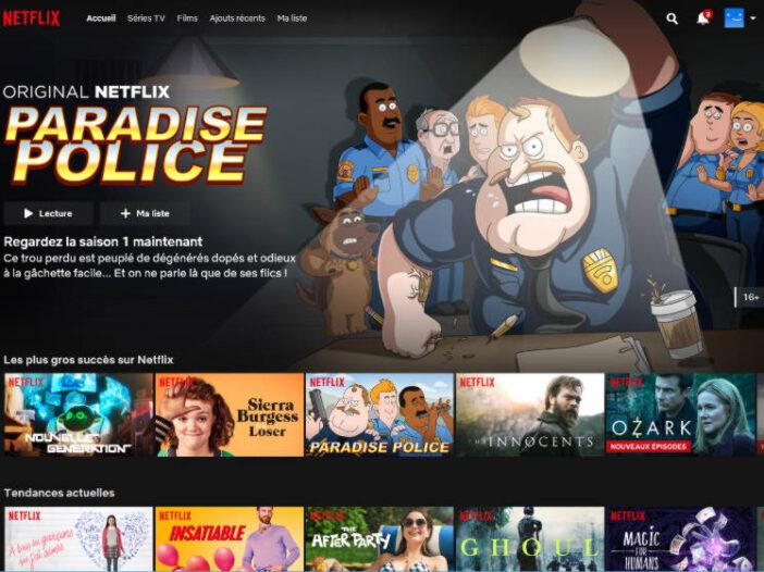 Compte Netflix gratuit - Comment l'obtenir - Guide