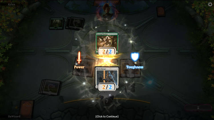Magic The Gathering Arena - La beta ouverte commence - gameplay 3