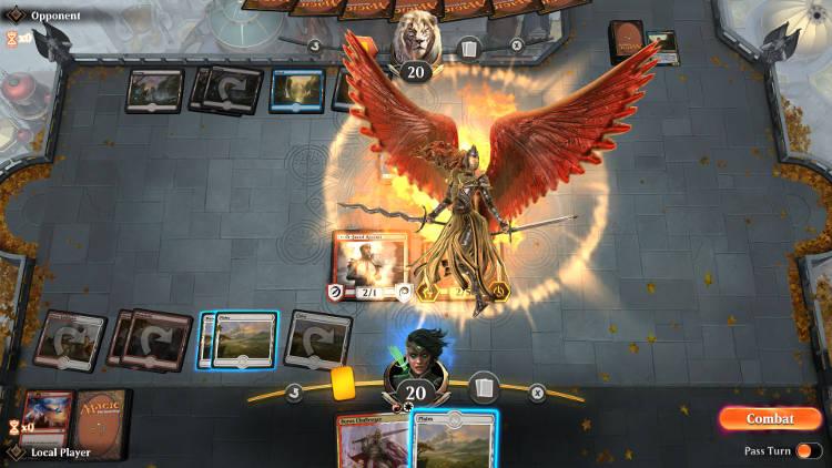 Magic The Gathering Arena - La beta ouverte commence