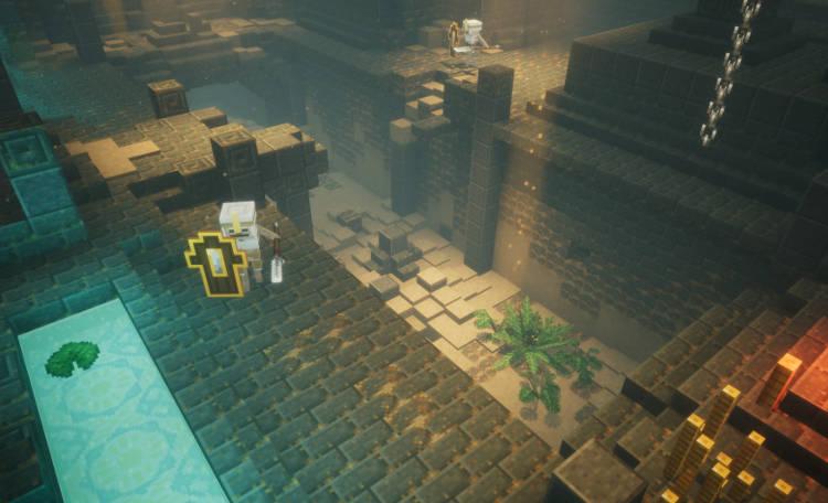 Un nouveau jeu Minecraft arrive - un donjon crawler - Minecraft Dungeons