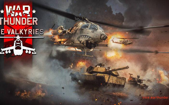 War Thunder 1.81 - Les hélicoptères comme nouveaux véhicules