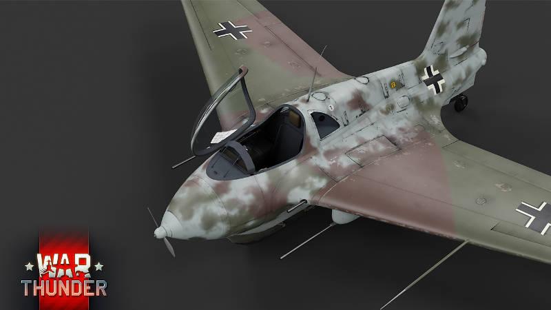 War Thunder 1.81 - nouveaux avions