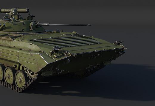 War Thunder 1.81 - nouveaux tank 2