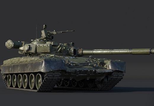 War Thunder 1.81 - nouveaux tank 3