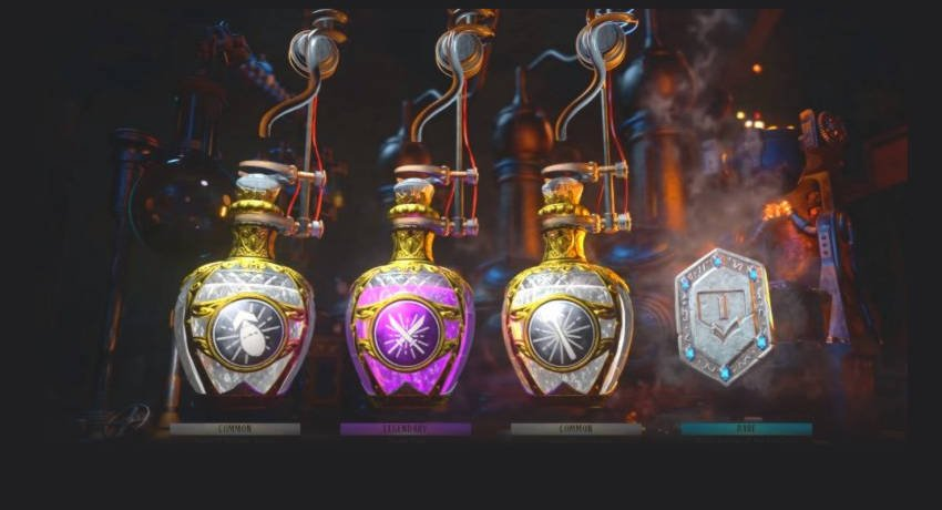 Elixirs de BO4