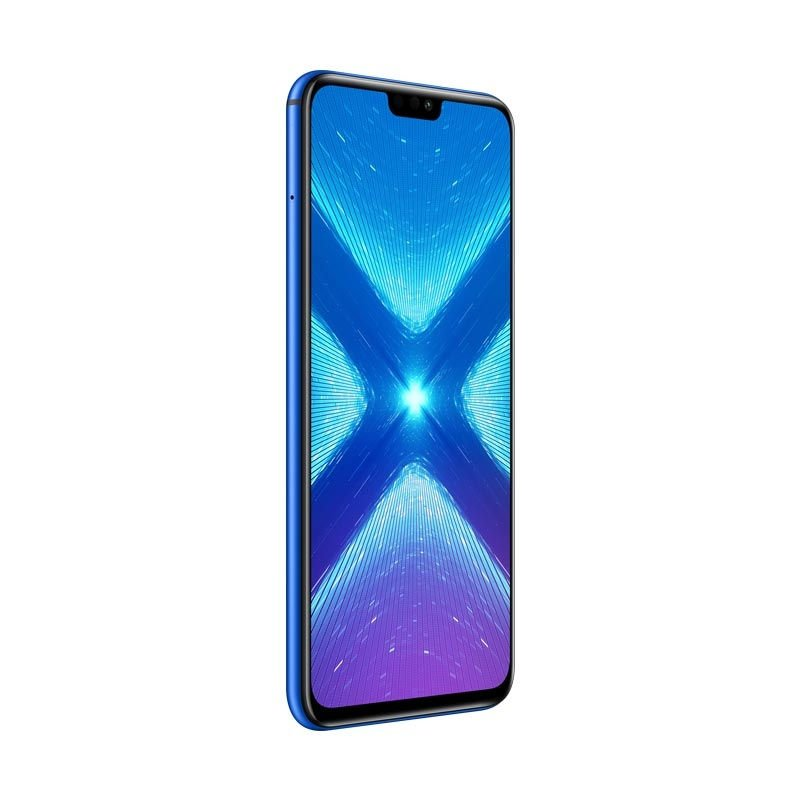 Meilleurs smartphone Android 2018-Honor 8X-3 quart face