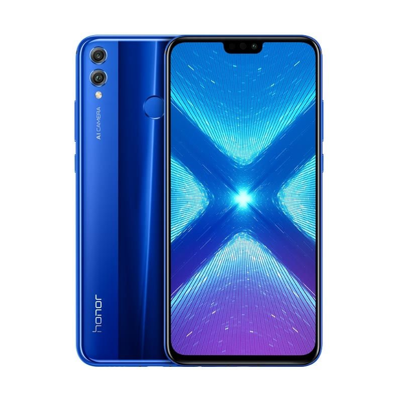 Meilleurs smartphone Android 2018-Honor 8X-face