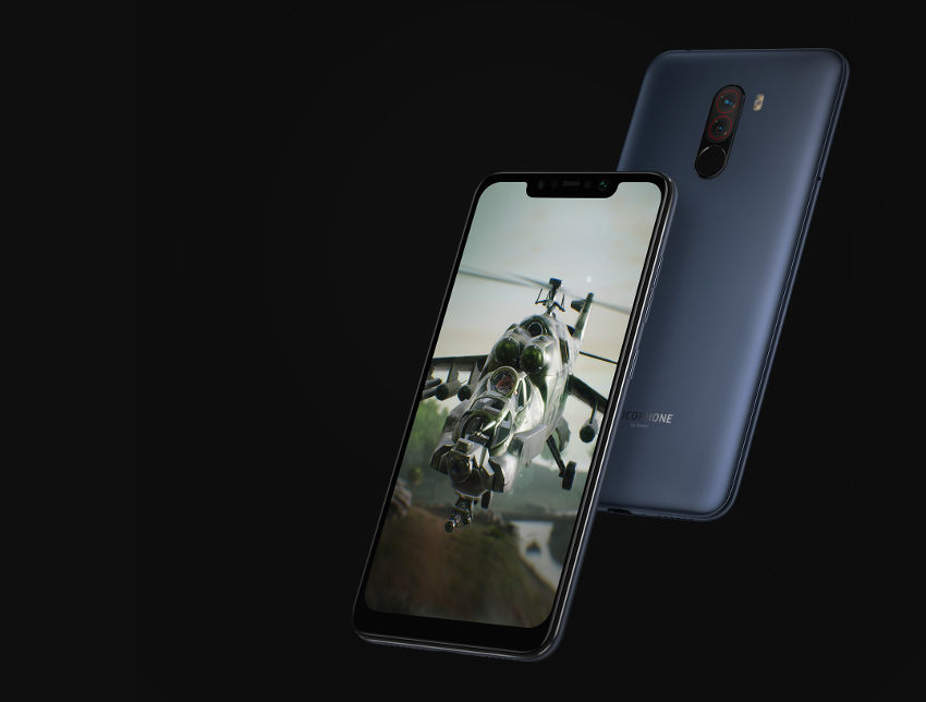 Meilleurs smartphone Android 2018-Pocophone F1-promo