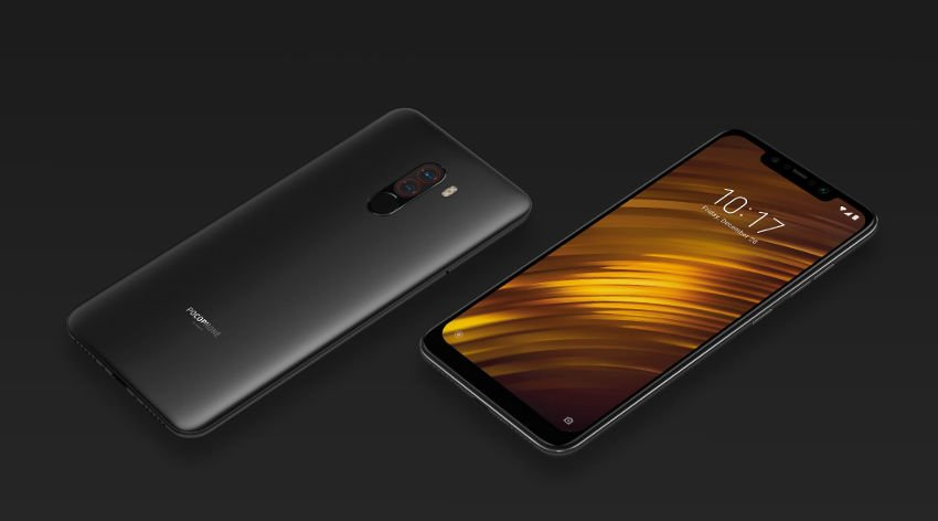 Meilleurs smartphone Android 2018-Pocophone F1