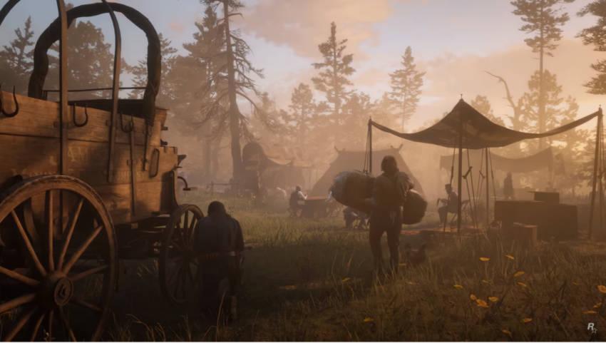 Red Dead Redemption 2 Campement - Comment l'améliorer - Guide