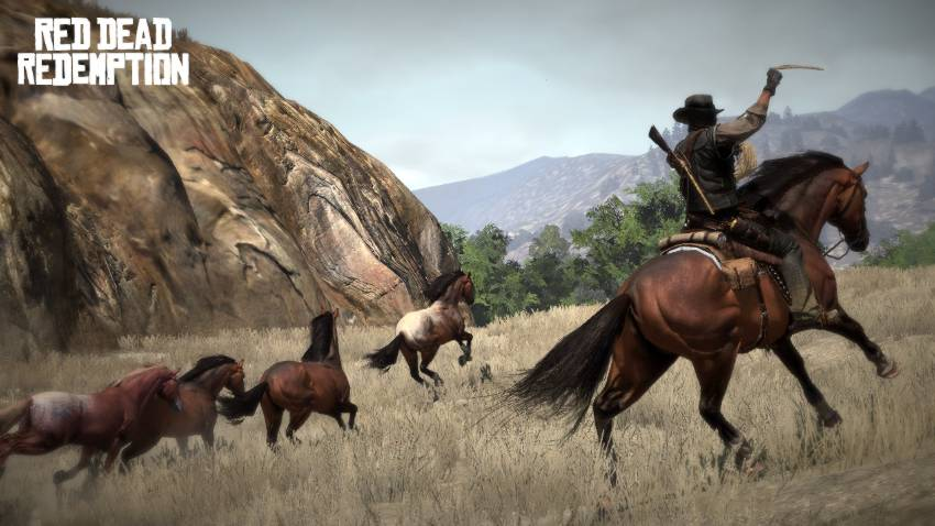 Red Dead Redemption 2 Dressage - Le guide pour dresser un cheval