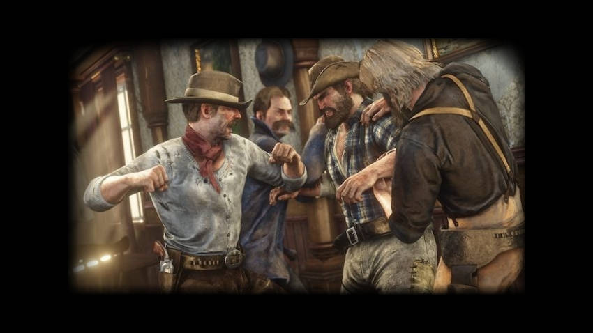 Red Dead Redemption 2 - Le Guide du Combat Mêlée