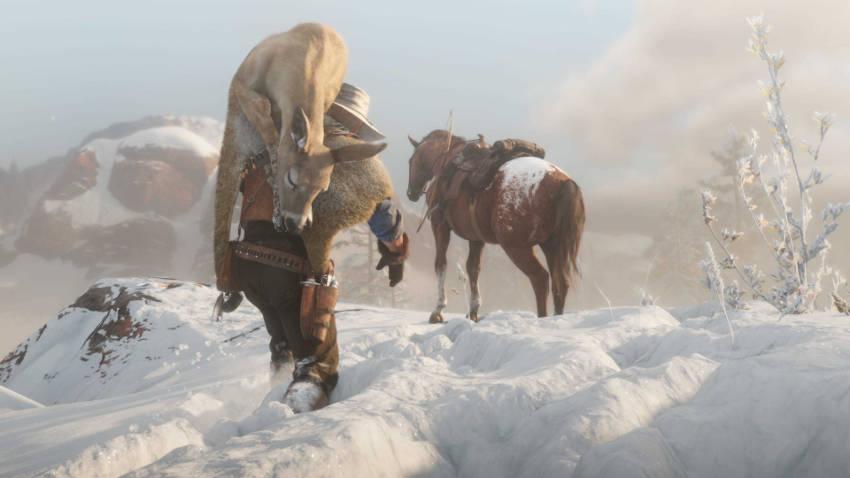 Red Dead Redemption 2 - Le guide de la chasse et de la traque