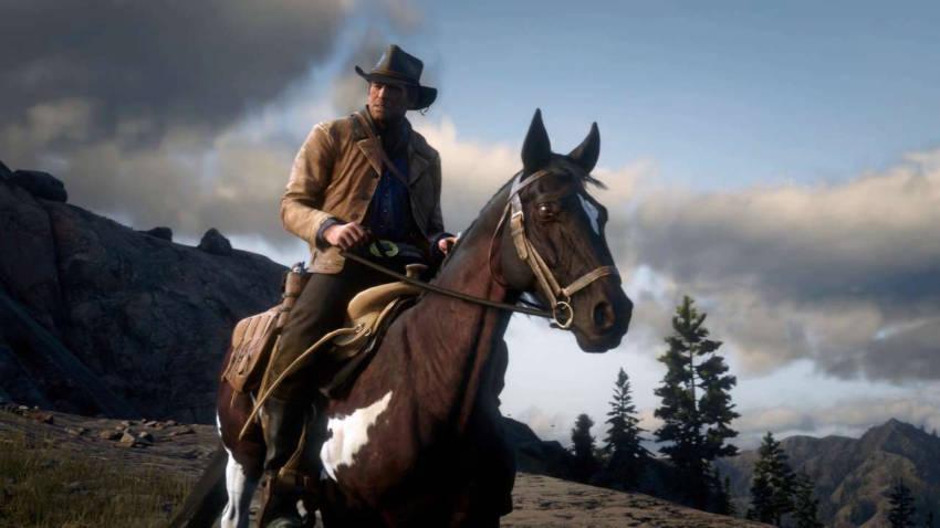 Red Dead Redemption 2 Meilleur Cheval - Emplacement et dressage