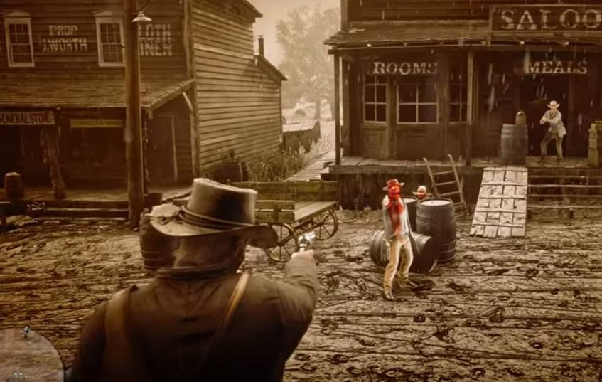 Red Dead Redemption 2 Sang Froid