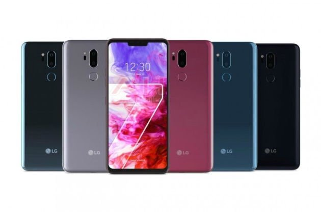 meilleurs smartphones Android 2018-LG G7 ThinQ