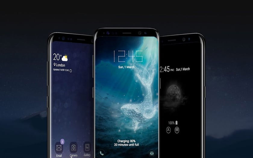 meilleurs smartphones Android 2018 - Samsung Galaxy S9 Plus